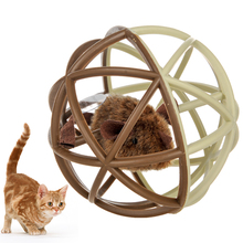 1Pc Creative Pet Toy Mouse Woven Ball Cat Interactive Educational Toys Pet Supplies For Cat Kitten Dogs on Aliexpress.com | Alibaba Group