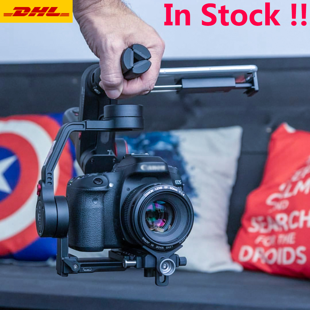ZHIYUN Weebill LAB 3 Assi Handheld Gimbal Mirrorless Macchina Fotografica Stabilizzatore Handheld Gimbal per Sony A7R3 A7S2 A7M3 A6300 A6500 GH5