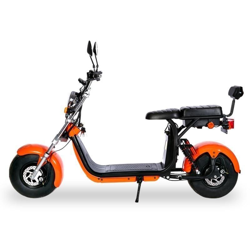 Certification cee Harley grande puissance ebike batterie au Lithium 60 v 12AH/20AH 1500 W adulte Scooter électrique bicycl moto