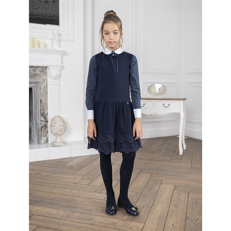 Dresses Sweet Berry Knitted dress for girls children clothing kid clothes 2017 new girls tutu dresses festival costume children party prom clothing 2 10 11 12 years kids halloween dress