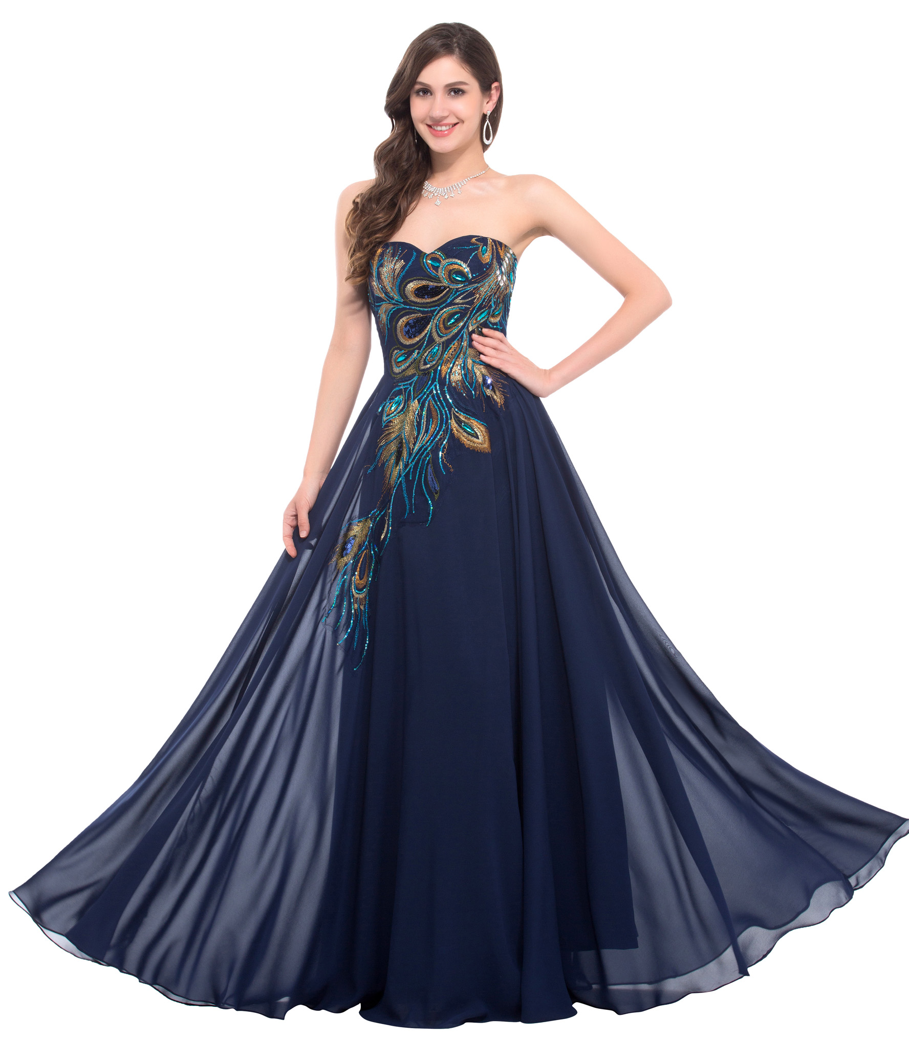 Fitted Larissa Satin Prom Dress with Beaded Net Bodice and