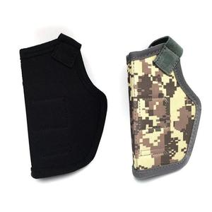Image 4 - Tactical Compact/Subcompact Pistol Holster Waist Case Glock Coldre Gun Bag Hunting Accessory Outdoor CS Field Invisible Tactical