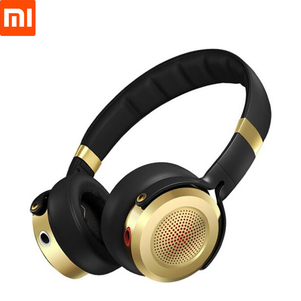 Original Xiaomi Over-ear Headphones Noise Canceling Wired Sport Earphones Voice Control with Built-in Mic 2nd GenerationOriginal Xiaomi Over-ear Headphones Noise Canceling Wired Sport Earphones Voice Control with Built-in Mic 2nd Generation