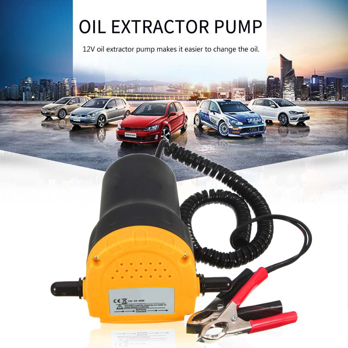 12V Oil for Diesel Fluid Extractor Transfer Pump  Oil Extractor Transfer pump for Electric Motor Bike12V Oil for Diesel Fluid Extractor Transfer Pump  Oil Extractor Transfer pump for Electric Motor Bike