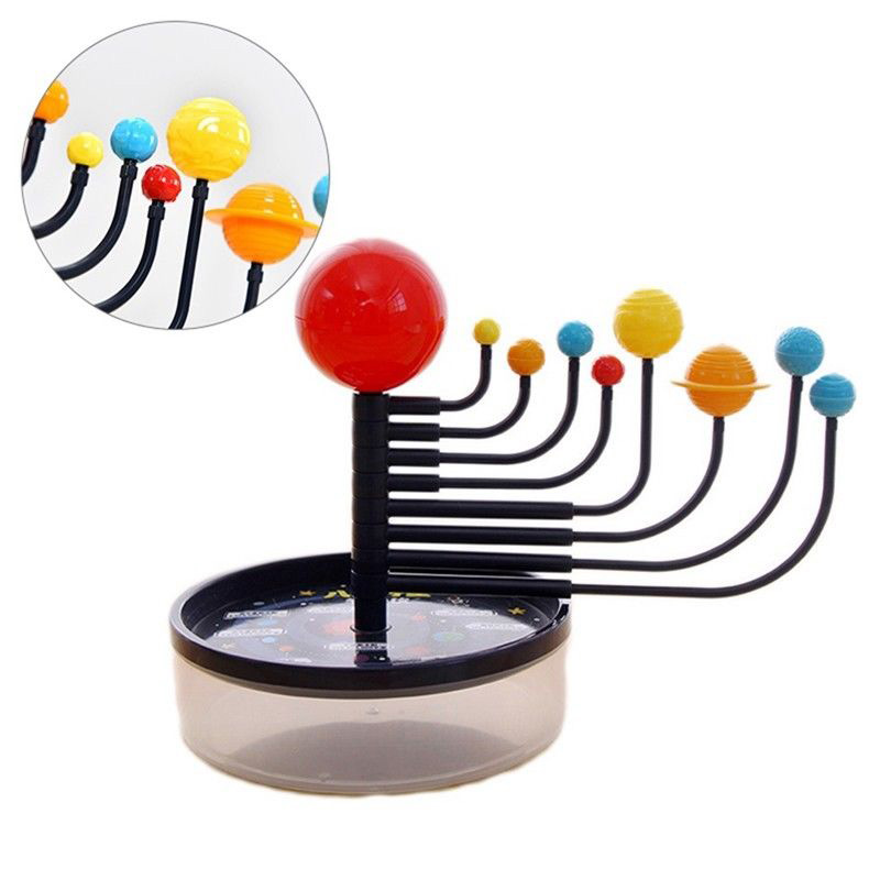 Solar System Planetarium Model Astronomy Science Project Model