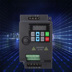 Image 5 - Aramox SKI780 מיני VFD ממיר עבור מנוע בקרת מהירות 220V/380V 0.75/1.5/2.2KW מתכוונן מהירות תדר