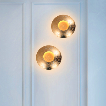 الرجعية خمر LED الخشب الزخرفية جدار مصابيح غرفة نوم غرفة المعيشة ممر الدرج وحدة إضاءة LED جداريّة أضواء الإضاءة الجدار الشمعدان تركيبات