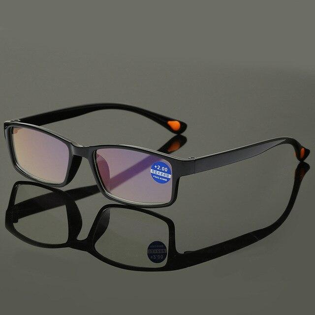 iboode Ultralight Anti Blue-Ray Reading Hyperopia Eyewear Readers +1.5 2.5 3.5 1