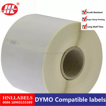 10X Rolls Dymo Compatible Labels 99014 dymo 9014 Mail name badge labels Freight printing labels 54x101mm etiquette labels