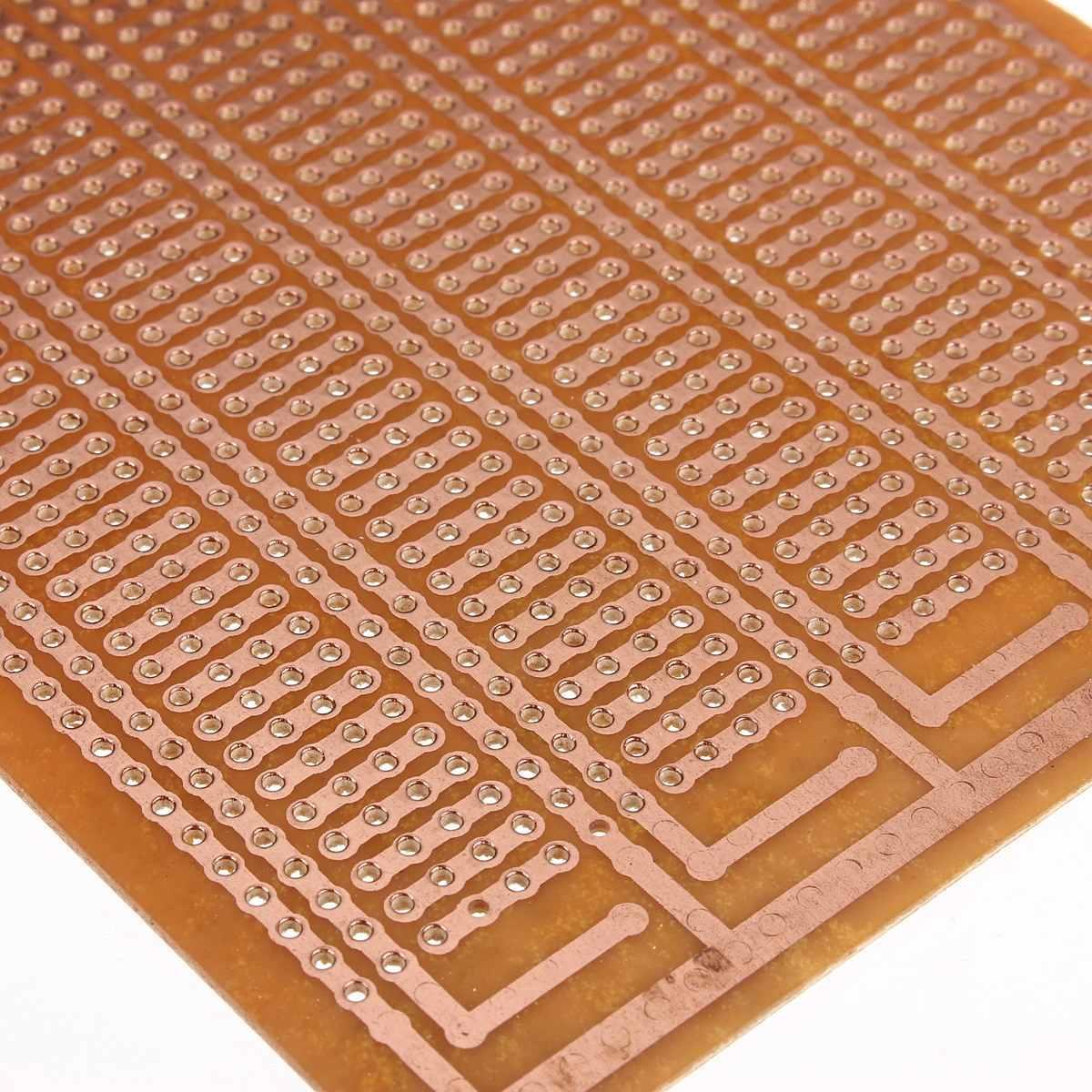 1PCS 8.5x20cm DIY PCB Prototype Universal Experiment Matrix Circuit Board
