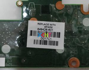 Image 4 - 849426 601 DAY0DDMBAE0 i5 6200U 8 GB RAM HP x360 G2 מחשב נייד מחברת האם Mainboard נבדק & עבודה מושלם