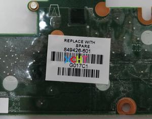 Image 4 - 849426 601 DAY0DDMBAE0 i5 6200U 8 GB RAM für HP Spectre x360 G2 Laptop Notebook Motherboard Mainboard Getestet & arbeiten perfekte