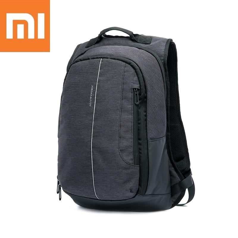 Xiaomi Jordan judy 30L ville urbaine sac à dos à bandoulière sac à dos multifonction étanche 15.6 pouces ordinateur portable en plein air voyage sacs à dos