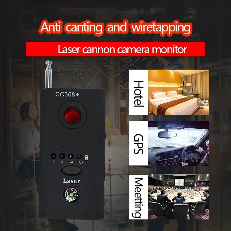 Anti Wiretapping Detector GPS Detector Anti Candid Detection Dog Anti Surveillance Shield Anti Candid Camera Detector