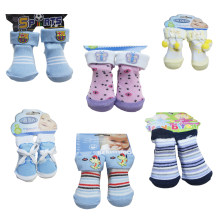 One Pairs Newborn Baby Socks(China)