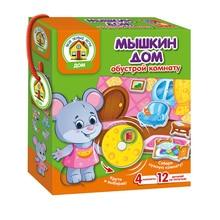 Игра с подвижными деталями Vladi Toys