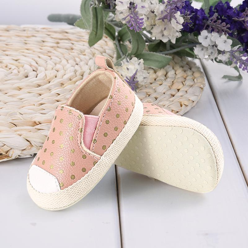 Toddler Shoes First-Walkers Non-Slip Soft-Bottom Newborn Infant Autumn Boys Casual 0-18M