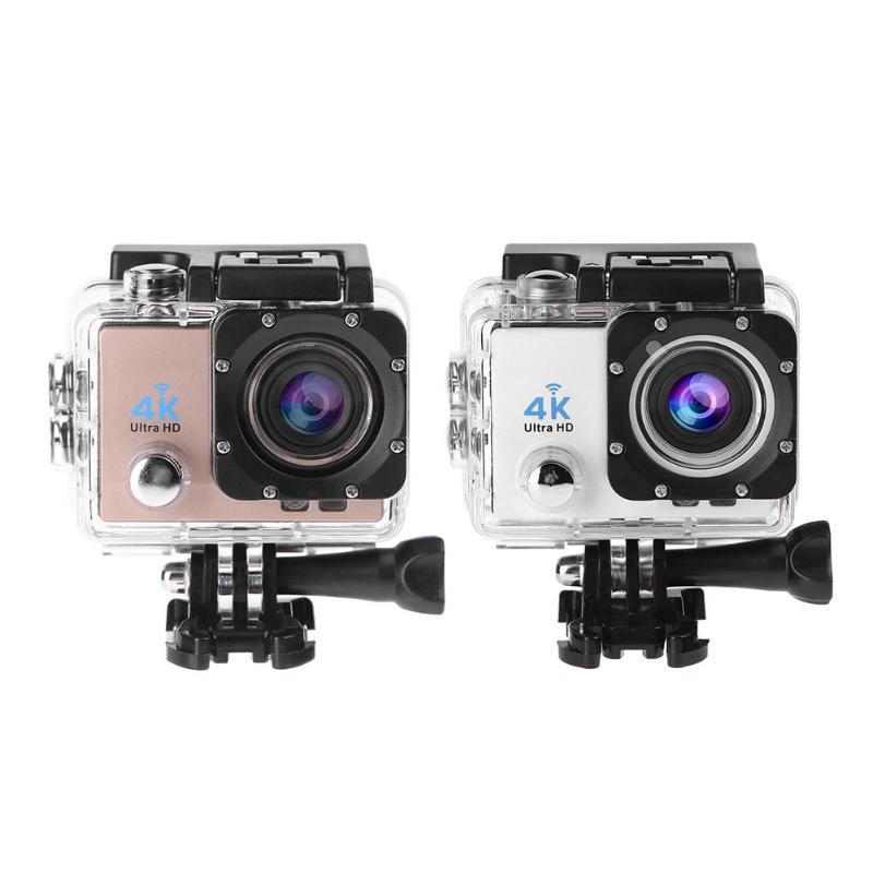 4 K Sport Action caméra 2.0 pouces TPS écran 140 lentille étanche WiFi caméra plongée DV caméscope
