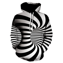 DevinDu Men 3D Hoodies Stereoscopic Space Long Sleeve Hooded Striped Hip Hop Fashion Streetwear Plus Size