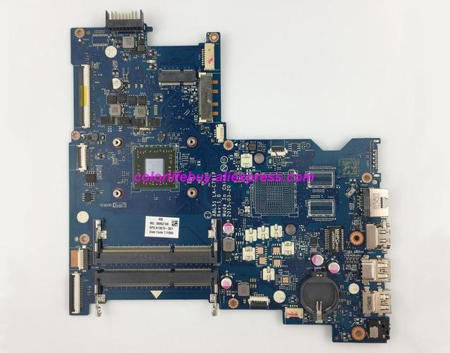 Genuine 813970 501 813970 001 813970 601 UMA A8 7410 CPU ABL51 LA C781P Motherboard for HP 15 AF Series 15Z AF000 NoteBook PC
