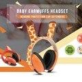 Bambino Rumore Paraorecchie Per I Bambini Del Bambino Insonorizzate Orecchie Del Bambino Bambini Anti-Rumore Paraorecchie Auricolare Protezione Dell'udito Cuffie