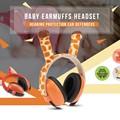 Bebé orejeras para niños bebé insonorizadas oídos bebé niños Anti ruido orejeras auriculares protección auditiva oído los defensores de los