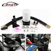 Schwarz Kühlmittel Filtration System Filter Kit für 03 07 Ford 6 0 Powerstroke Diesel Turbo Auto Racing RS BOV045| |   -