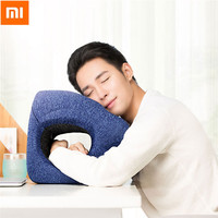 XIAOMI Smart Portable Electric USB Charging Travel Pillow Multifunction Airplane Office Sleep Nap Neck Pillow With Storage Bag