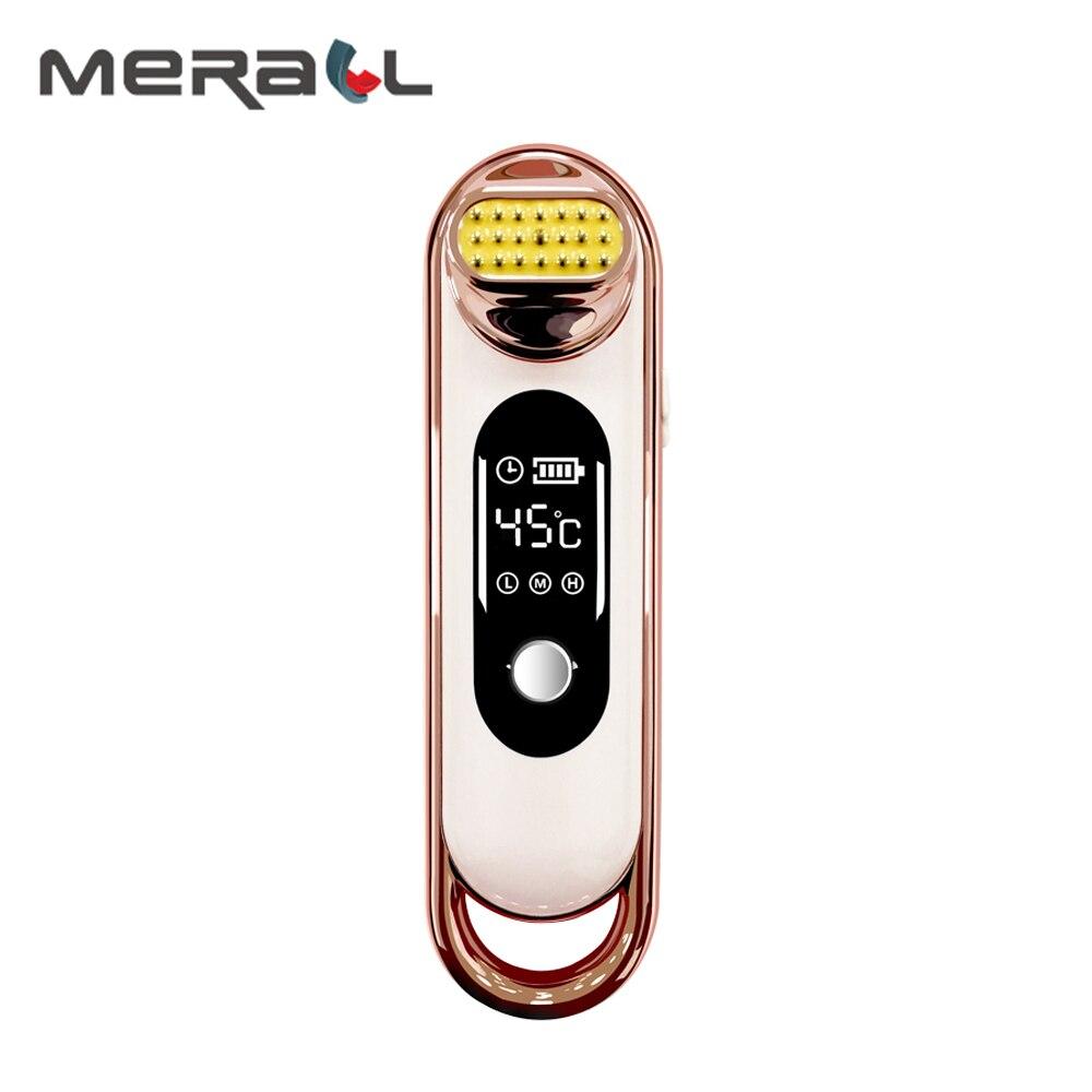 Masseur de visage électrique Radio fréquence Massage du visage soins de la peau levage raffermissant minceur Anti-rides Anti-âge outil de Massage
