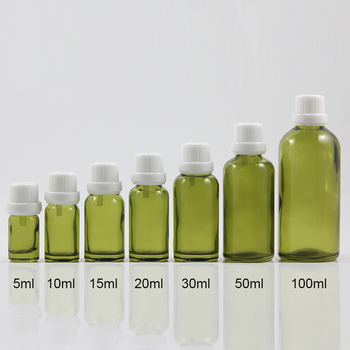 China manufactutrer glass lotion spray skin care bottle 20ml packaging, olive oil packaging sale