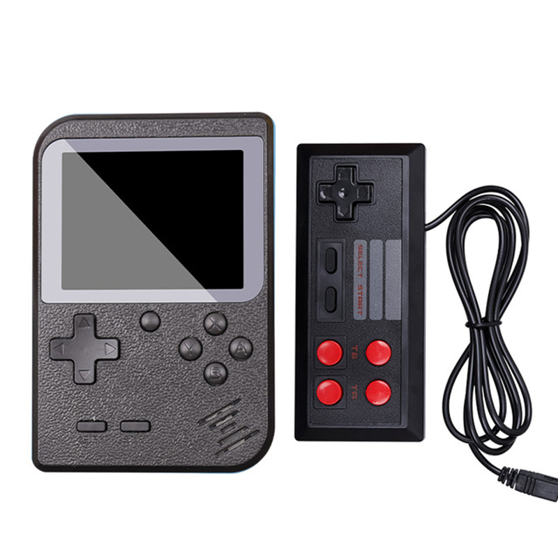 Retro Handheld Game Console Fc System Plus Extra Joystick Portable Mini Controller 400 Classic Game Console 2.8 Inch Support T