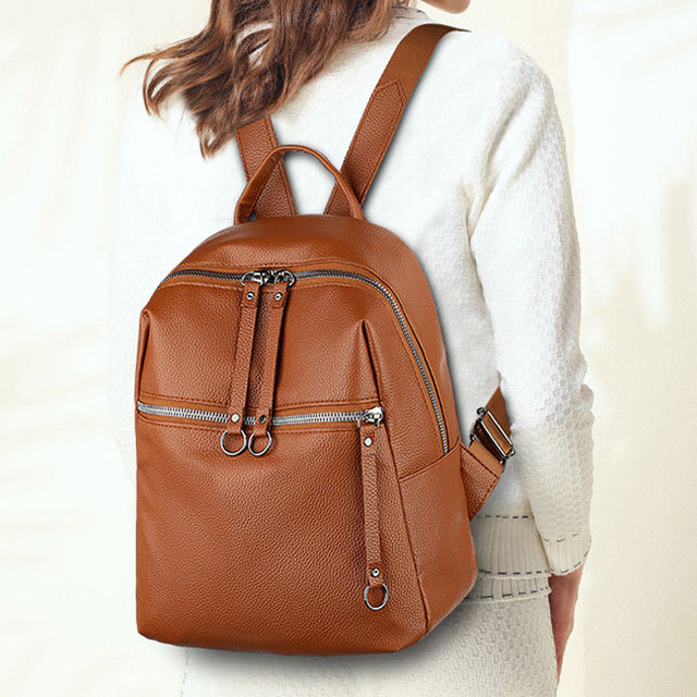 Women's Backpack PU Leather Fashion