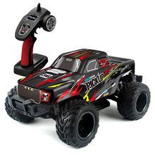 Flytec 8897 1:12 2.4G 4WD 35km/h high speed Rc Truck Off-Road Trucks RTR Buggy Electronic Toy for Kids Gifts(China)