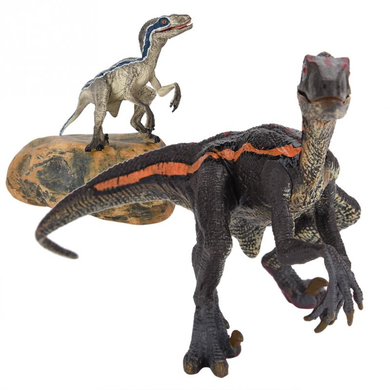 Toy-Model Action-Figure-Toys Gift-Collection Dinosaur Jurassic High-Simulation Children