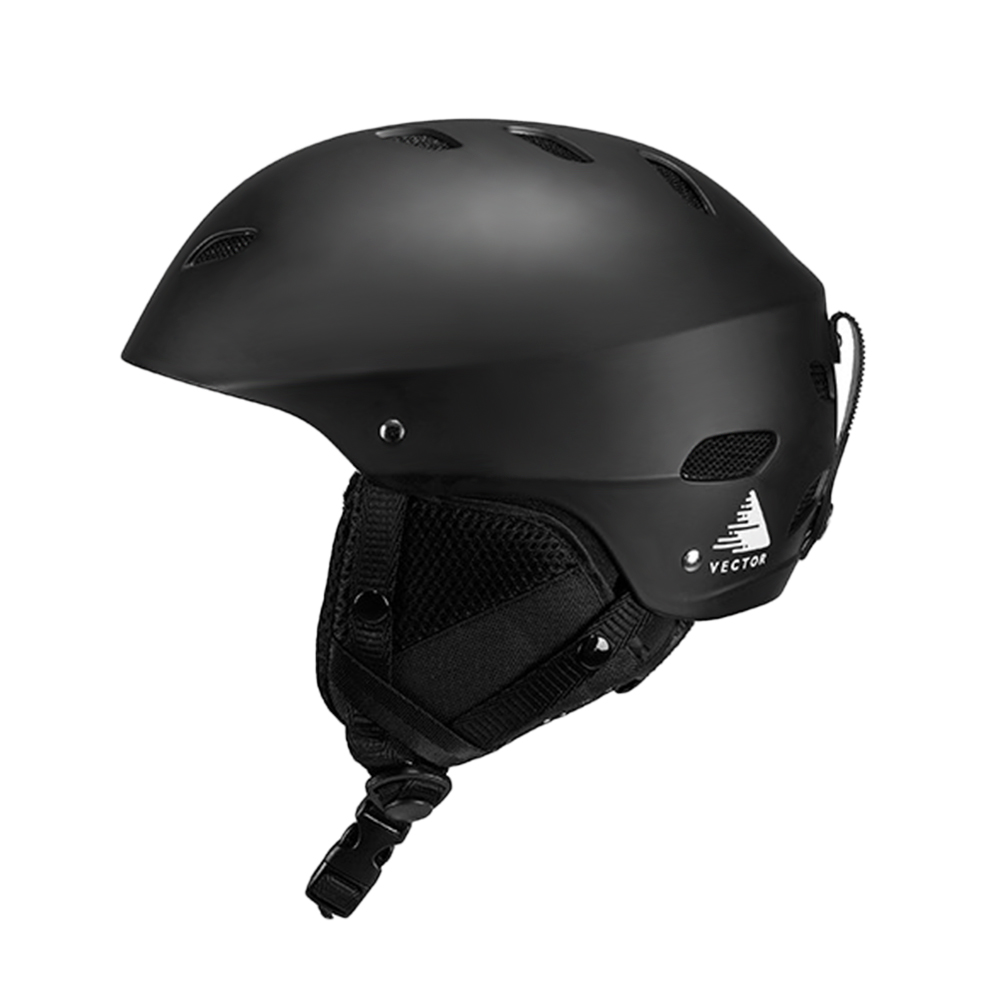 Vector Outdoor-Skating-Helmet Protective Lightweight Adjustable Sports Snow for Ski L-Size