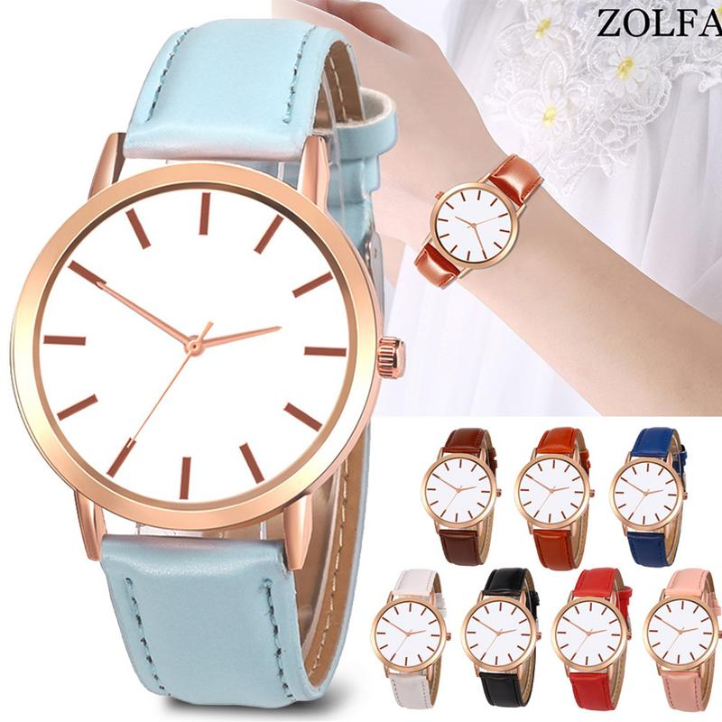 New arrived Korean version of the belt strap gift watch Korean casual business high-end watches