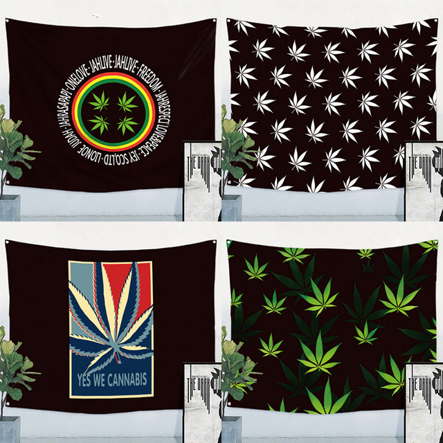 Bob Marley Jamaican Reggae Rock Music Flag Banner Retro Poster