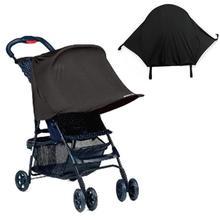Детские коляски УФ Защита Черный тент Лето Детское сиденье безопасности зонтик автомобиль ветер капот Детская безопасность сиденье аксессуары