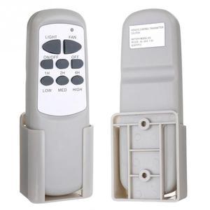 Image 2 - Casa lâmpada universal digital sem fio ventilador de teto luz tempo controle remoto 220/240v 50hz 2w