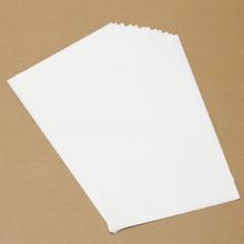 10 шт. A4 Printworks светильник для переноса ткани, светильник, цветная железная бумага для струйных принтеров, тепловая футболка