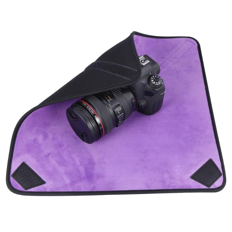 Portable Neoprene Storage Bag Blanket Hunting Camera Lens Shockproof Folding Photography Protective Wrap Nylon Cloth Cover New Waterproof, Shock-Resistant And Antimagnetic