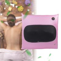 Rechargeable Massage Pillow Massager Wireless Electric Massage Kneading Cushion Therapy Massager