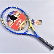 e68dd7d1d Dom Gratuito de Treinamento de Esportes de tênis Amortecedor Cabeça  Crianças Raquete Raquete de tênis Com