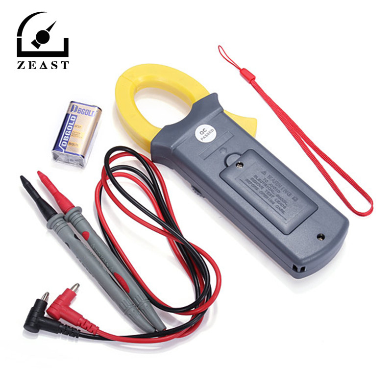 New Handheld AC DC Volt Current AMP OHM Digital Electrical Multimeter 210*75*30mm For Electronic Enthusiasts ToolsNew Handheld AC DC Volt Current AMP OHM Digital Electrical Multimeter 210*75*30mm For Electronic Enthusiasts Tools