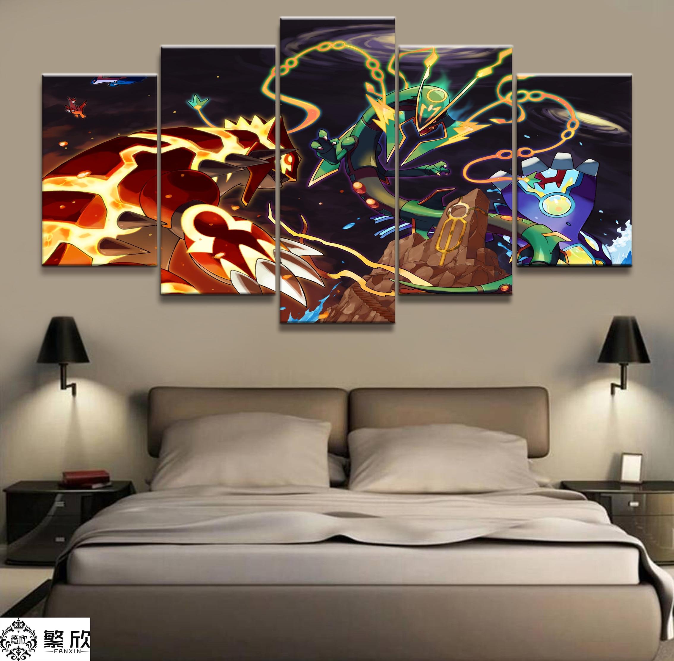 Classic Home Decor Pieces: Home Decor Painting Print 5 Piece Best Stylish Classic
