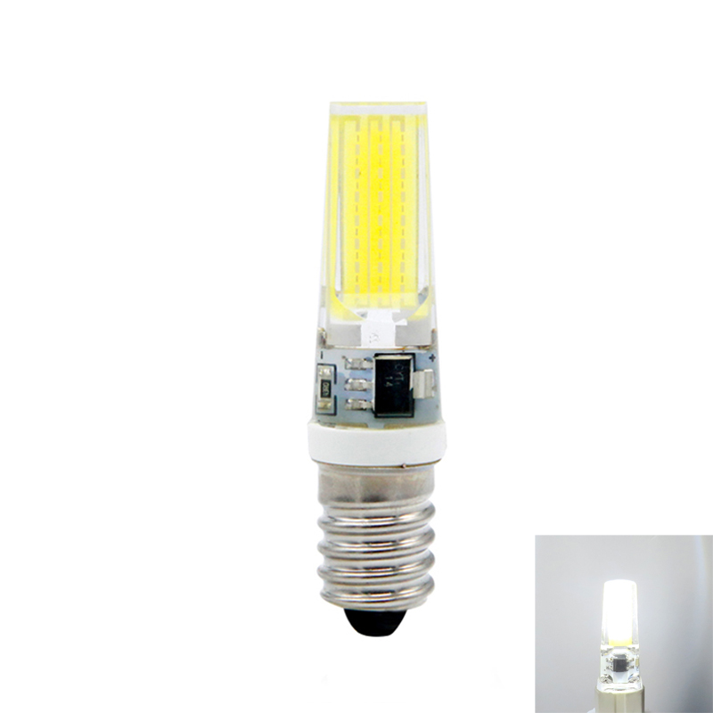 LAMPARA BI-PIN 230V Bombilla G9 60W Halogena Cristal Mate