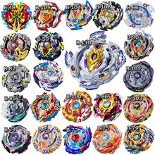 2018 New Spinning Top Beyblade BURST Without Launcher And no Box Metal Plastic Fusion 4D Gift Toys For Children Boys F4(China)