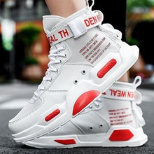spring high top unisex Sneakers hot sale mens shoes casual for adults