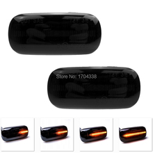 2x A4 S4 RS4 Led Dynamic Side Marker Turn Signal Light Sequential Blinker Light For Audi A3 S3 8P B6 B7 B8 A6 S6 RS6 C5 C7 led flowing rear view dynamic sequential mirror turn water signal light for audi a3 a4 b8 b8 5 a5 8w a6 c7 rs6 s6 4g c7 5 q5 q7