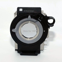 Lens base E-Mount block assy repair parts for Sony PXW-FS7M2